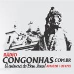 Logo da emissora Rádio Congonhas 1020 AM