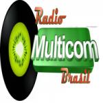 Logo da emissora Web Rádio Multicom Brasil