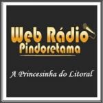 Logo da emissora Web Rádio Pindoretama