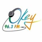 Logo da emissora Radio Okey 96.3 FM