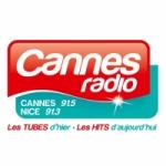 Logo da emissora Cannes Radio 91.5 FM