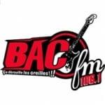 Logo da emissora Bac 106.1 FM