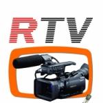 Logo da emissora RTV Rádio e TV