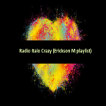 Logo da emissora Rádio Italo Crazy