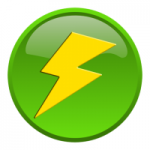 Logo da emissora Rádio Brazuca Flash