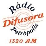 Logo da emissora Petrópolis Rádio Difusora 1320 AM