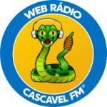 Logo da emissora Cascavel FM