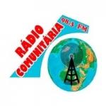 Logo da emissora Rádio Comunidade 98.3 FM