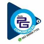 Logo da emissora Rede PG Campina Grande