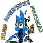 Logo da emissora Dimensione Musica 105.5 FM