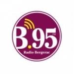 Logo da emissora Radio Bergerac 95 FM