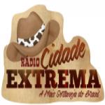 Logo da emissora Rádio Cidade Extrema