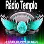 Logo da emissora Rádio Templo FM