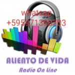 Logo da emissora Radio Aliento De Vida