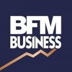 Logo da emissora BFM 96.4 FM