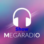 Logo da emissora Mega Rádio Show