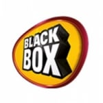 Logo da emissora Blackbox 103.7 FM