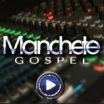 Logo da emissora Rádio Manchete Gospel