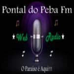 Logo da emissora Rádio Pontal Do Peba FM