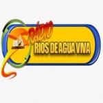 Logo da emissora Rádio Rios De Água Viva