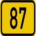 Logo da emissora Estação 87 Webrádio