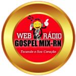 Logo da emissora Web Radio Gospel Mix - RN