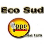 Logo da emissora Eco Sound 93 FM