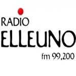 Logo da emissora Elleuno 88.2 FM