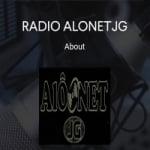Logo da emissora Rádio Alô Net JG