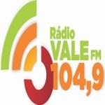 Logo da emissora Rádio Vale 104.9 FM
