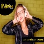 Logo da emissora Rádio Nativa Web