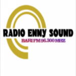 Logo da emissora Enny Sound 96.3 FM