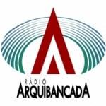 Logo da emissora Rádio Arquibancada