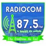 Logo da emissora Rádio Com 87.5 FM