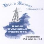 Logo da emissora Evangelo 91.5 FM