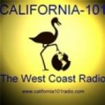 Logo da emissora Radio California 101 FM