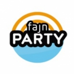 Logo da emissora Fajn Party