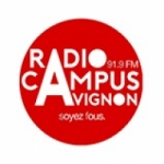 Logo da emissora Campus Avignon 91.9 FM