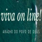 Logo da emissora Rádio Viva On Line