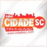 Logo da emissora Rádio Cidade SC