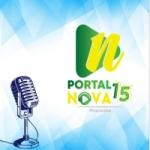 Logo da emissora Portal Nova 15