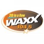 Logo da emissora WAXX 104.5 FM