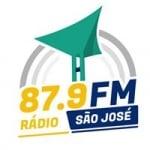 Logo da emissora Rádio São José 87.9 FM
