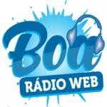 Logo da emissora Boa Rádio Web