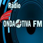 Logo da emissora Rádio Onda Ativa FM