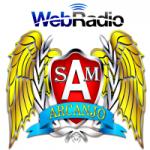 Logo da emissora Web Rádio São Miguel Arcanjo