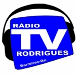 Logo da emissora Rádio Tv Rodrigues