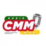 Logo da emissora Rádio CMM Web