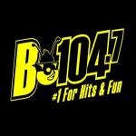 Logo da emissora WBJZ 104.7 FM