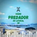 Logo da emissora Rádio Predador Do Litoral SP